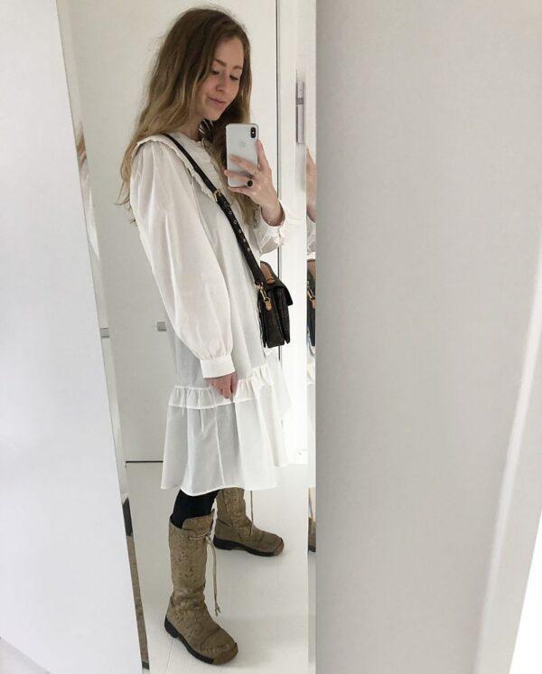 Notable White Skjorte