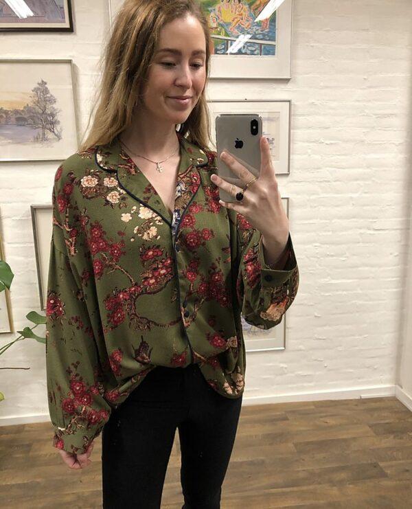 Notable Flower Skjorte