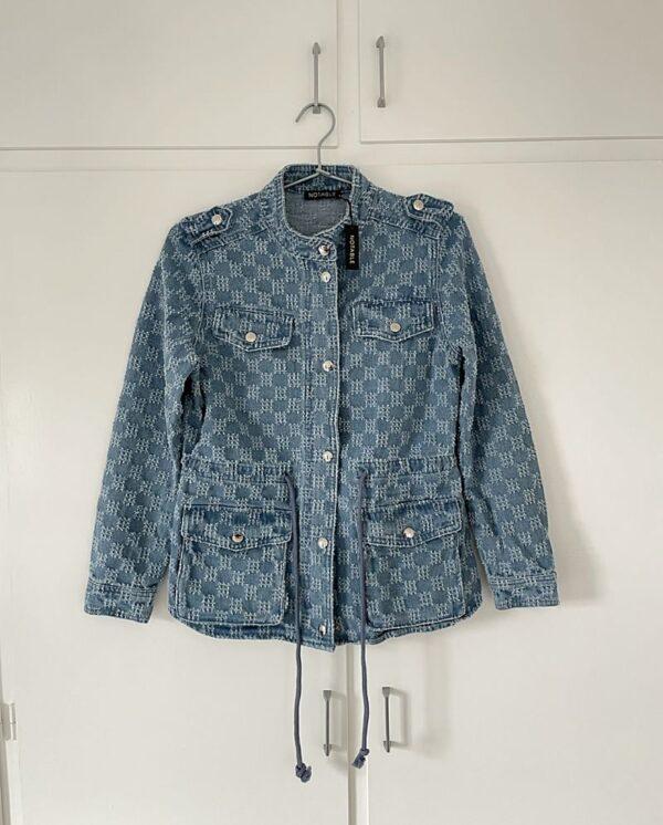 denim jakke
