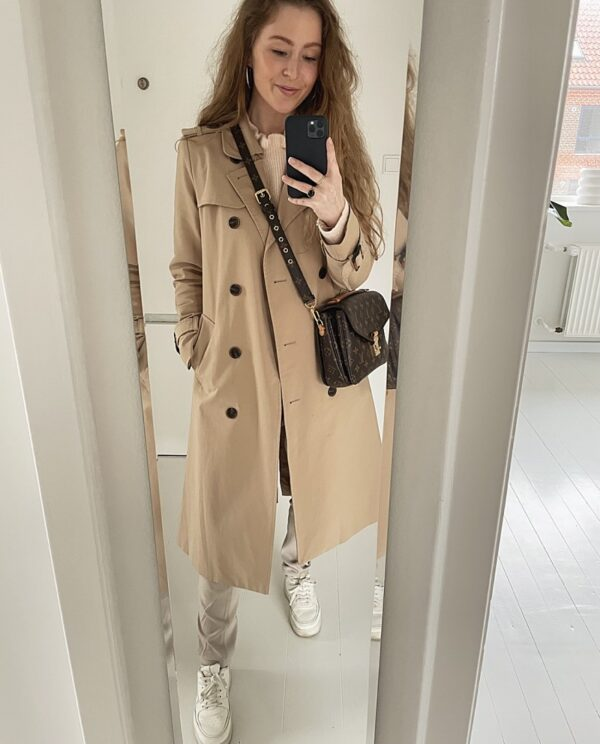 Notable Trenchcoat