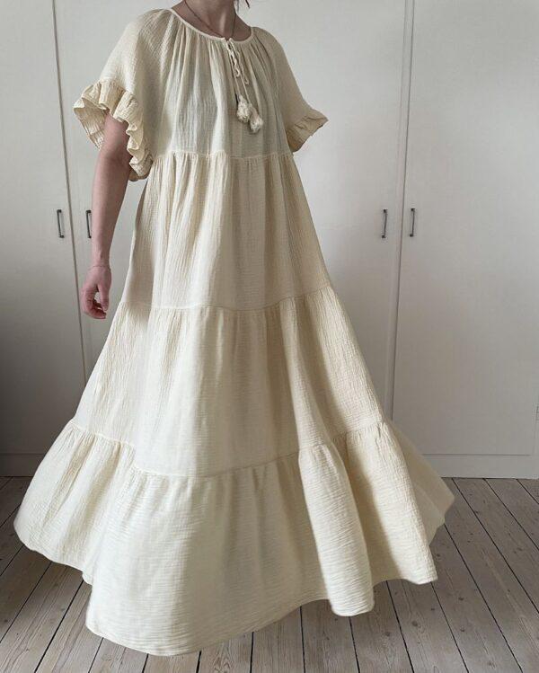 Notable cotton kjole